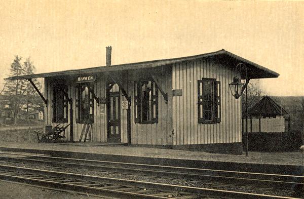 Bingen Station 1
